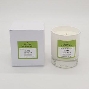 Lime Cooler Scented Candle