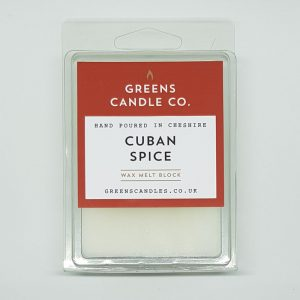 Cuban Spice Wax Melts